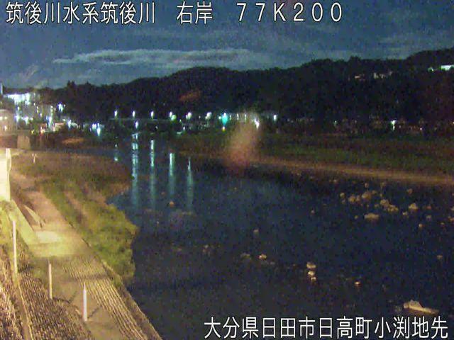 筑後川右岸77K200三芳小渕