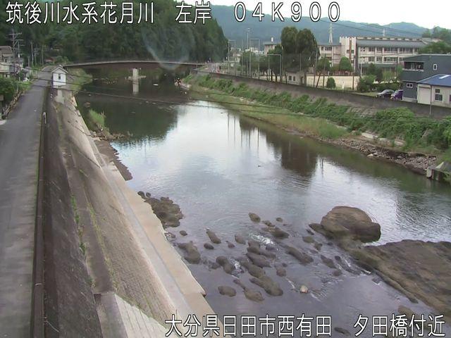 花月川左岸04K900西有田夕田橋