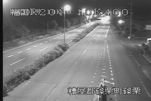 福岡 国道201号 八木山バイパス[糟屋郡篠栗町篠栗]ライブカメラ