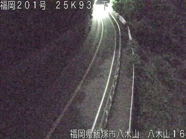 国道201号 八木山峠[飯塚市八木山16]ライブカメラ