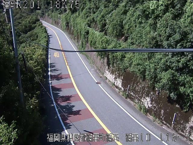 国道201号 八木山峠 篠栗10[篠栗町]ライブカメラ