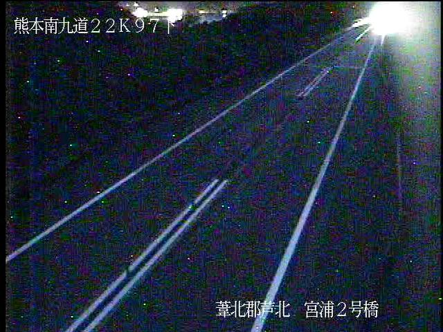 芦北町小田浦[E3A 南九州自動車道]ライブカメラ