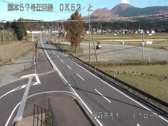 阿蘇市赤水B・ライブカメラ