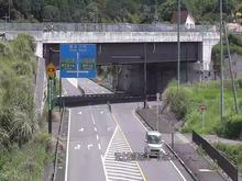 津奈木IC入口