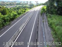 飯田山第二トンネル起点坑口