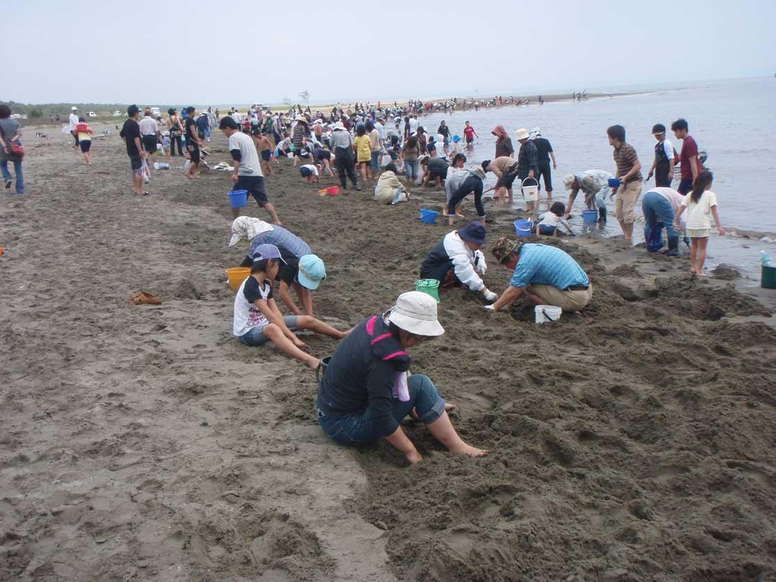 古里の風景:大隅河川国道事務所