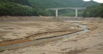 主な渇水被害 山国川河川事務所...